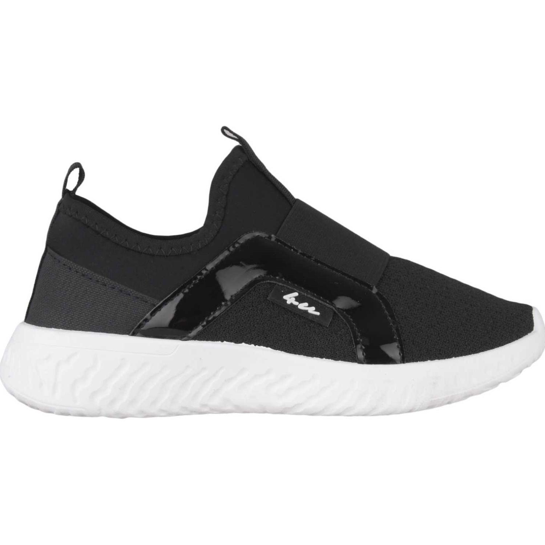 Platanitos Zc 5650 Negro Zapatillas de moda