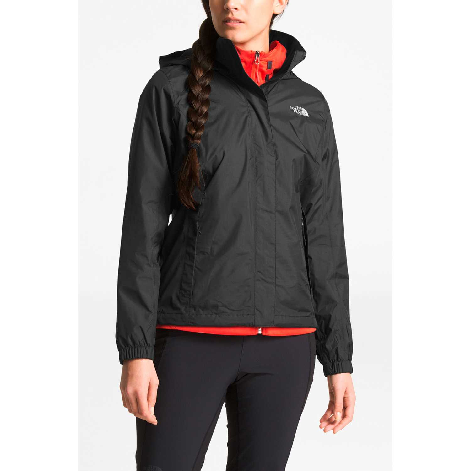 The North Face W RESOLVE 2 JACKET Negro Parkas