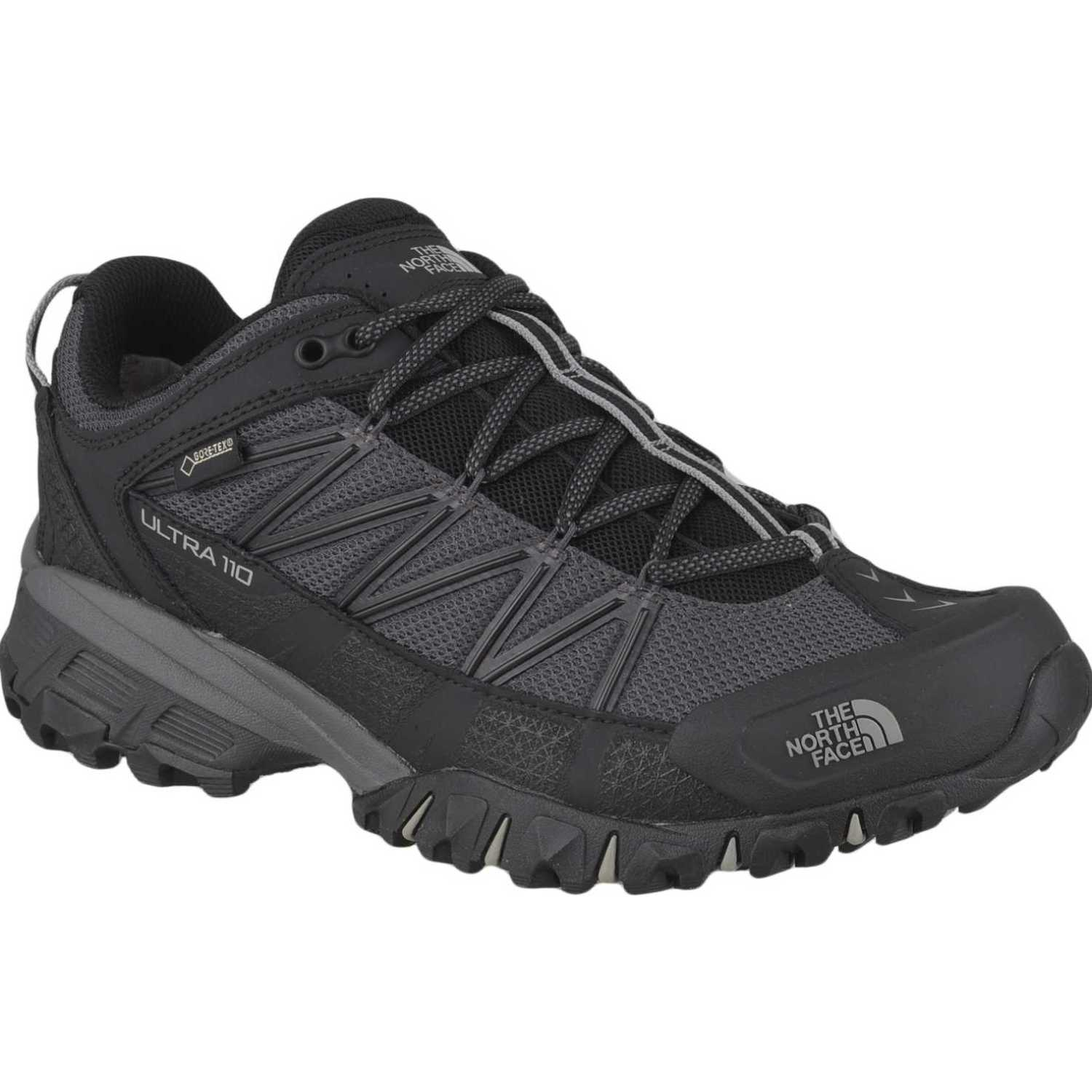 The North Face M Ultra 110 Gtx Negro Zapatos de senderismo