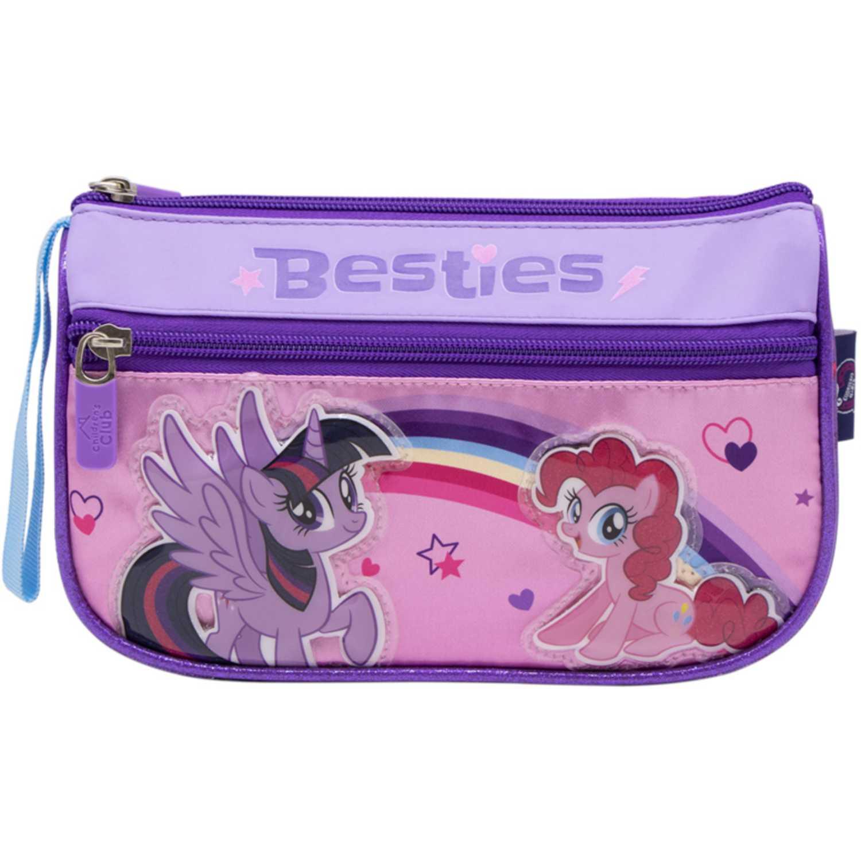 My Little Pony cartuchera my little pony Lila portalápices
