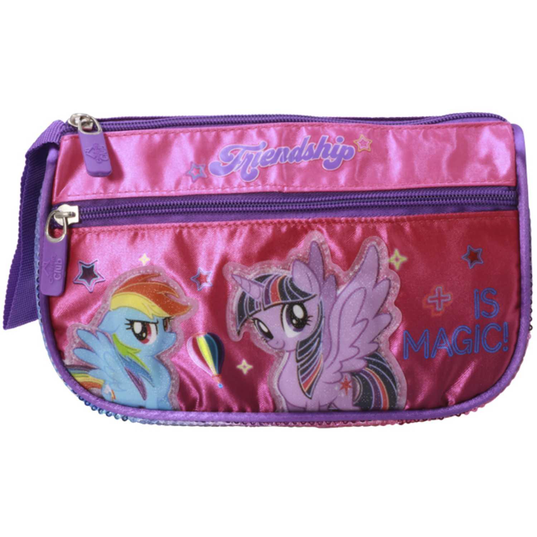 My Little Pony Cartuchera My Little Pony Rosado Portalápices