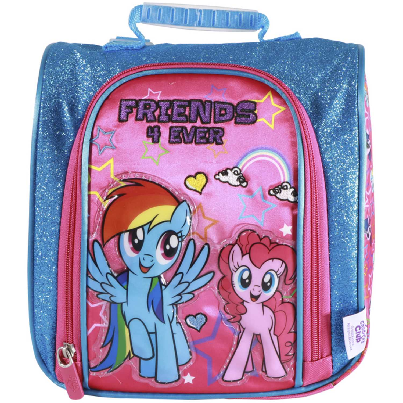 My Little Pony Lonchera MY LITTLE PONY Fucsia / celeste Loncheras