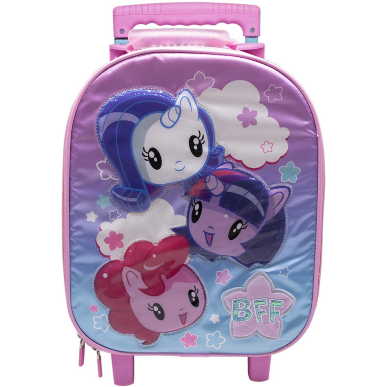 My Little Pony Maleta con ruedas MY LITTLE PONY Rosado Maletas para Niños