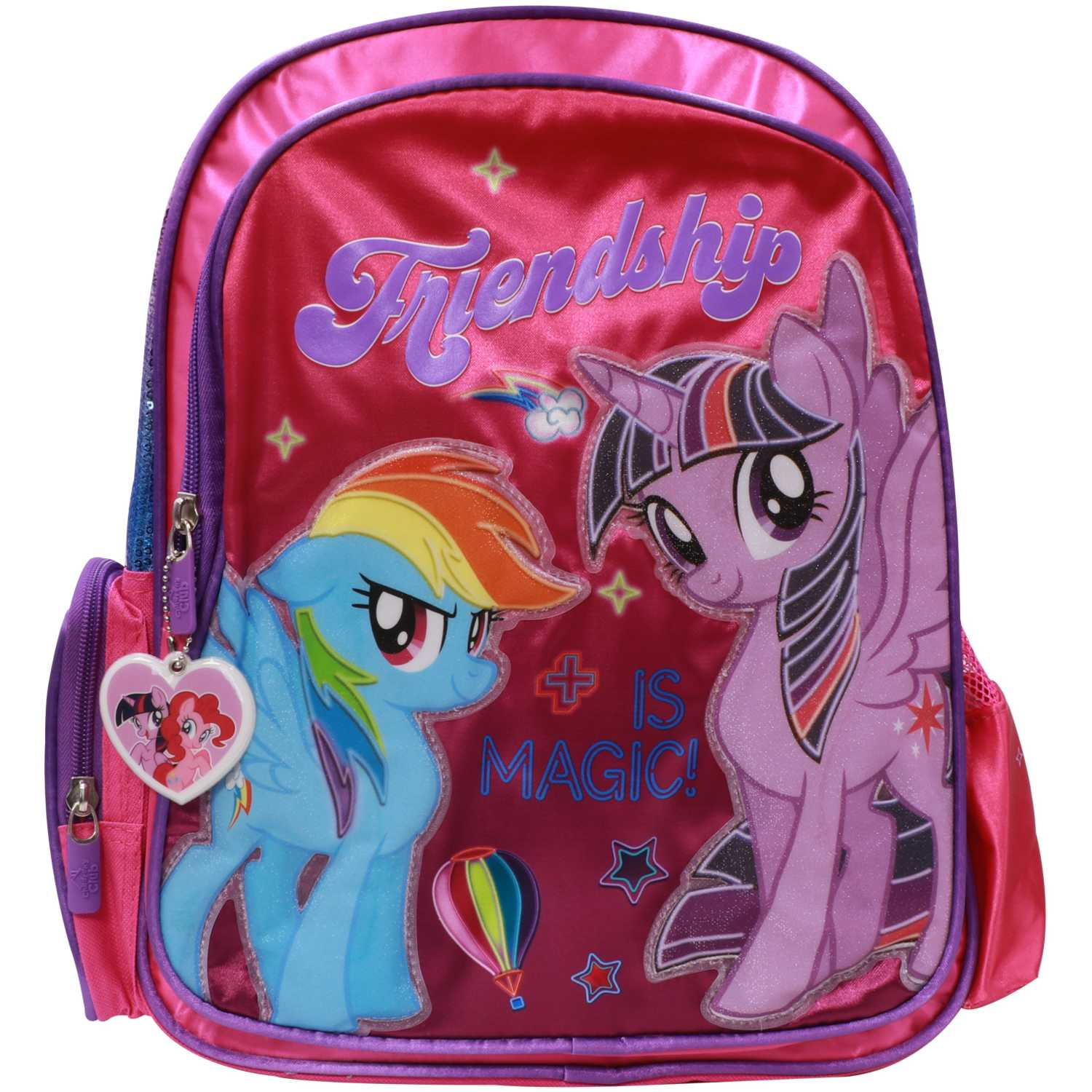 My Little Pony mochila my little pony Rosado mochilas