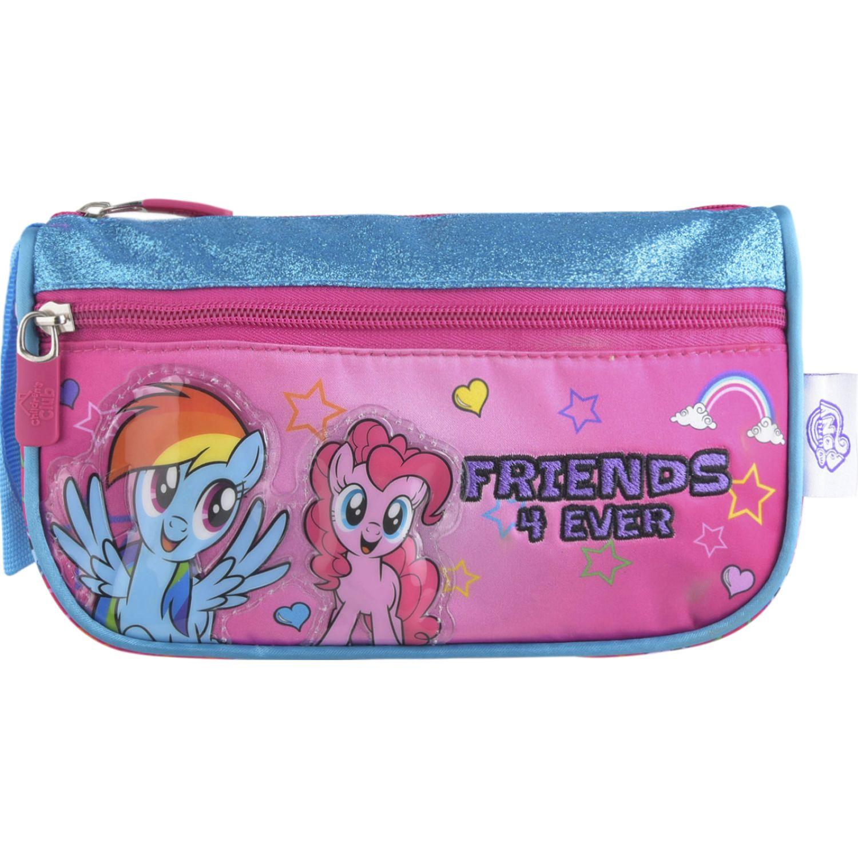 My Little Pony Cartuchera My Little Pony Fucsia / celeste Portalápices
