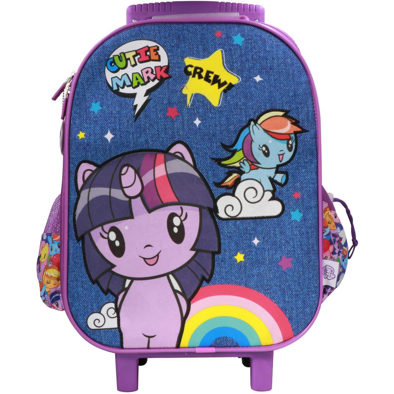 My Little Pony Maleta Con Ruedas My Little Pony Azul / morado Maletas para niñas y niños