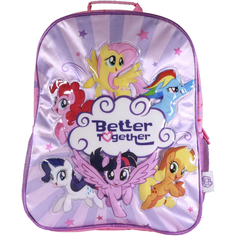 Mochilas de Niña My Little Pony Rosado mochila my little pony