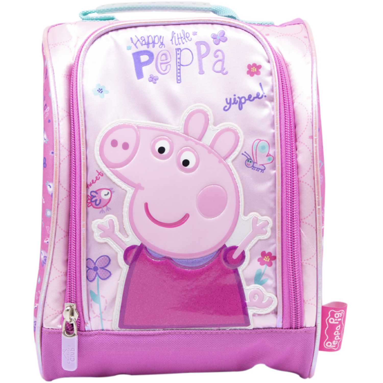 Lonchera de Niña Peppa Pig Rosado lonchera peppa pig
