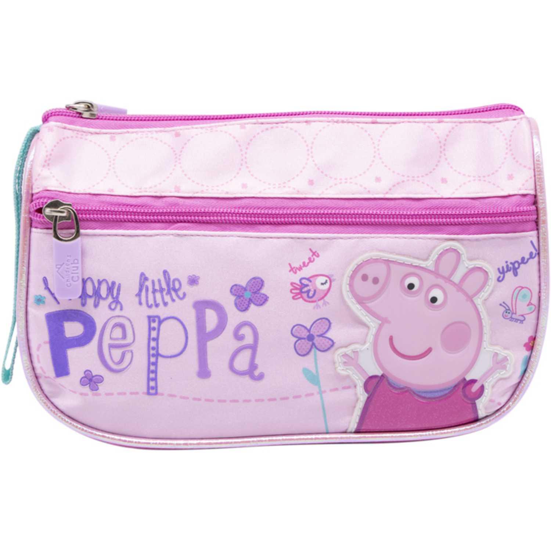 Cartuchera de Niña Peppa Pig Rosado cartuchera peppa pig
