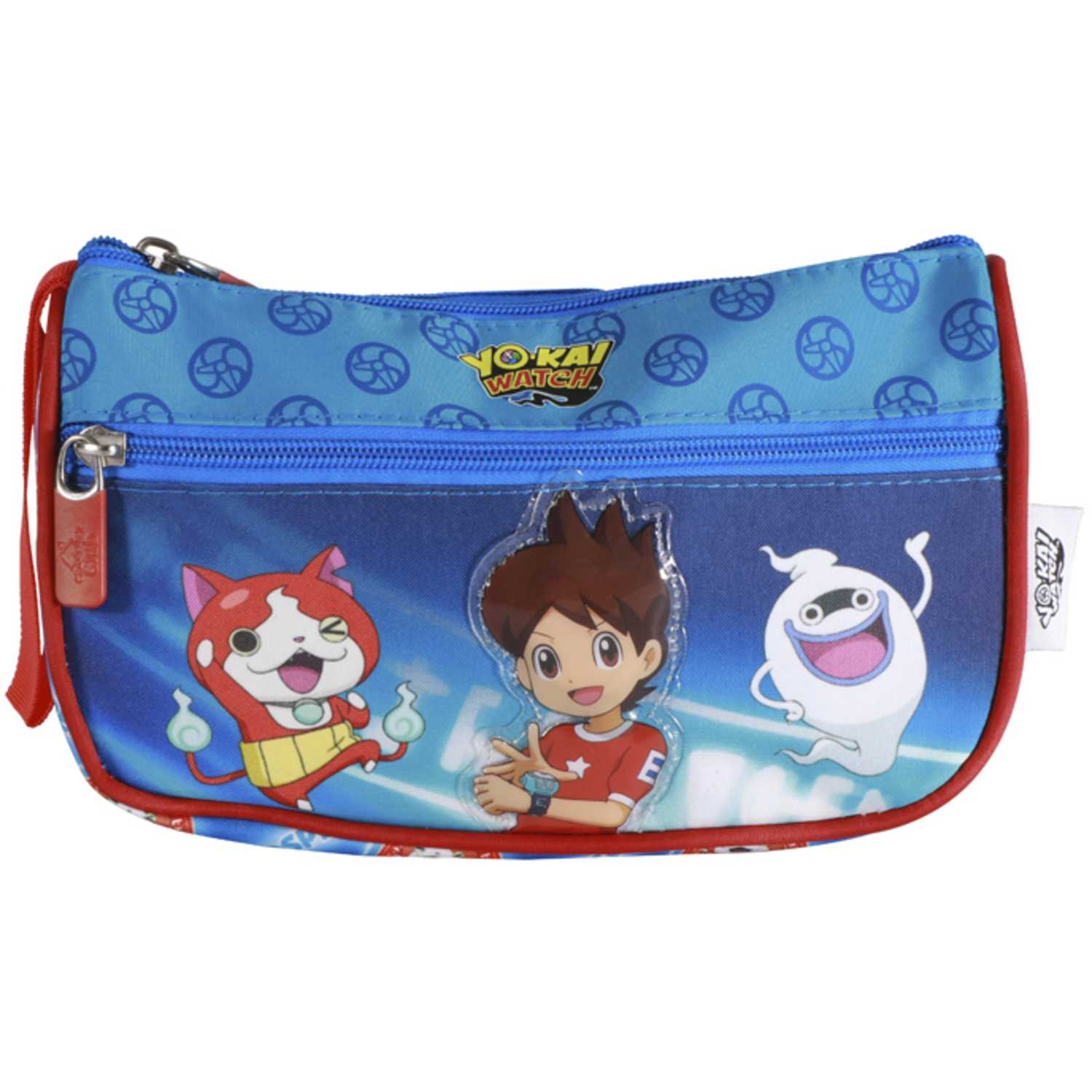 Cartuchera de Niño Yokai Watch Azul cartuchera yokai watch