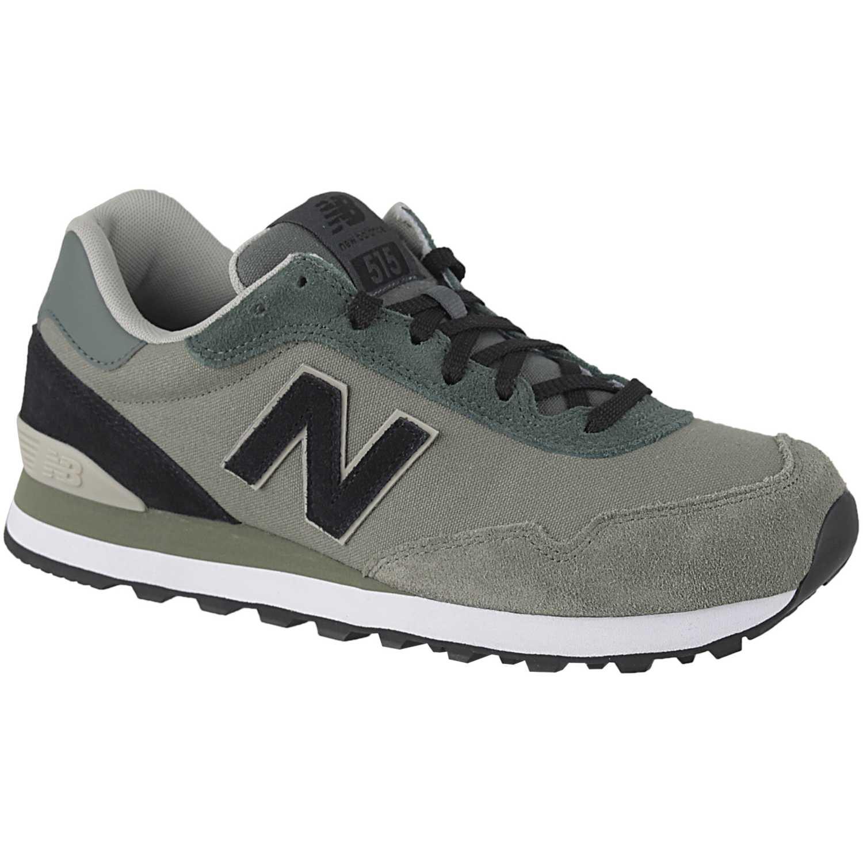 New Balance 515 Verde Negro Para Caminar Platanitos Com