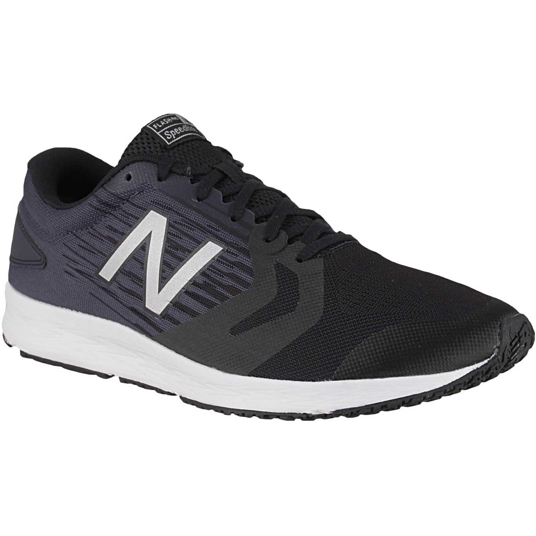 New Balance flash Azul / negro Trail Running
