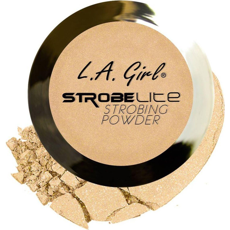 L.a. Girl Strobe Lite Strobing Powder 100 Watt Maquillaje en polvo