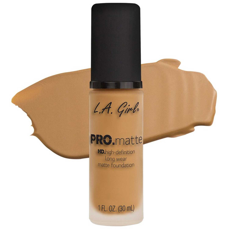 L.a. Girl Pro Matte Foundation Light Tan Bases
