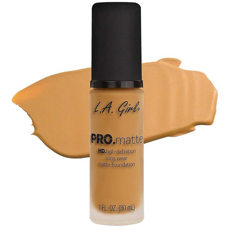 L.a. Girl PRO Matte Foundation Soft Honey Fundación