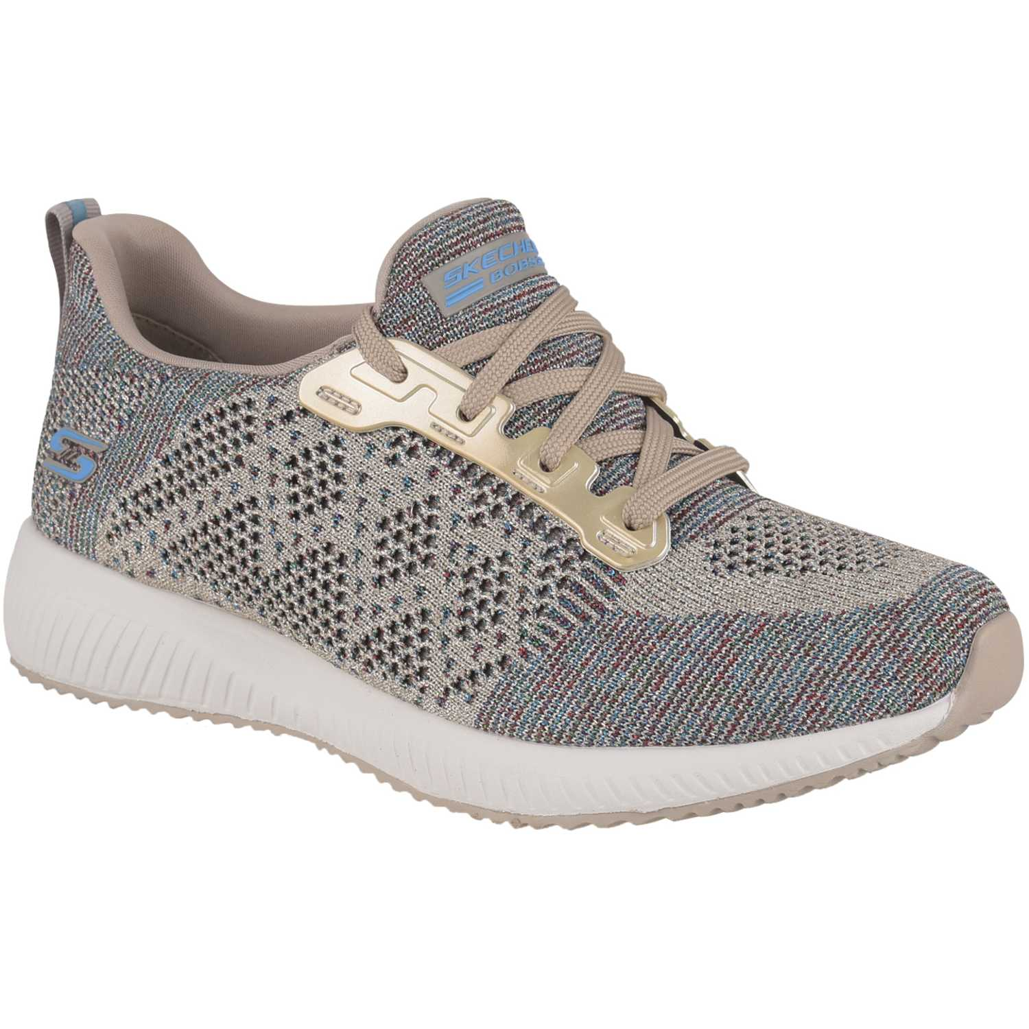 Skechers bobs squad - pop color Gris Walking