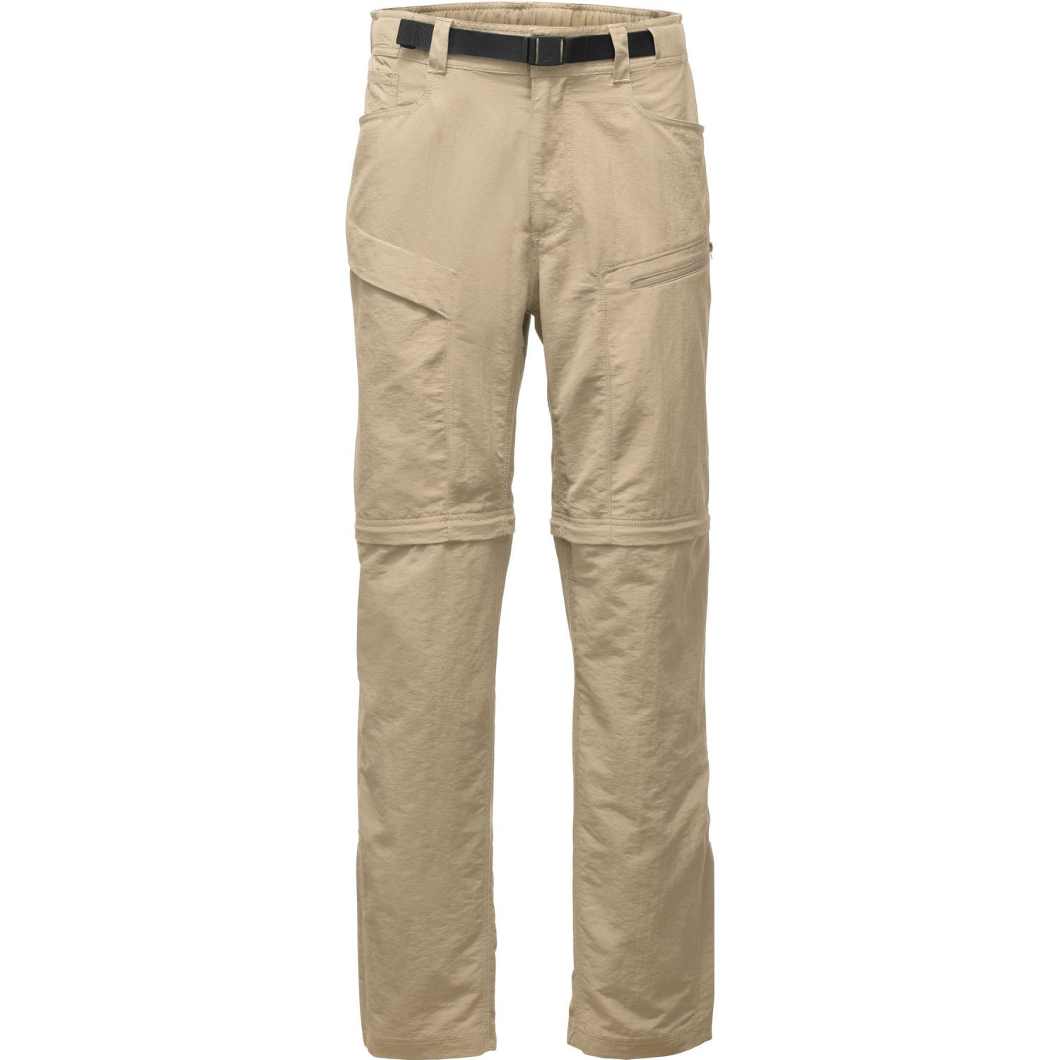 The North Face m paramount trail convertible pant Beige Casual