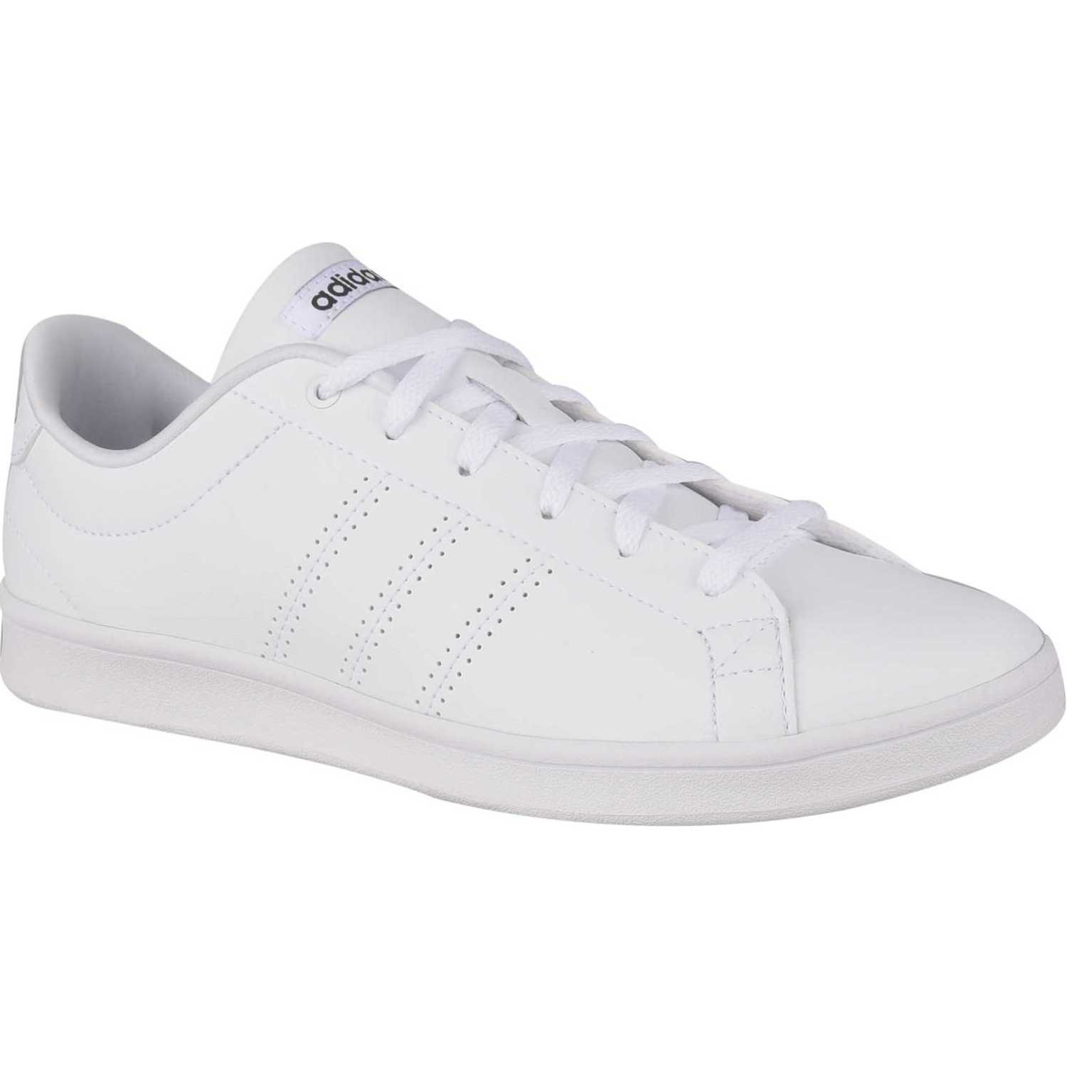 Adidas advantage clean qt Blanco Walking