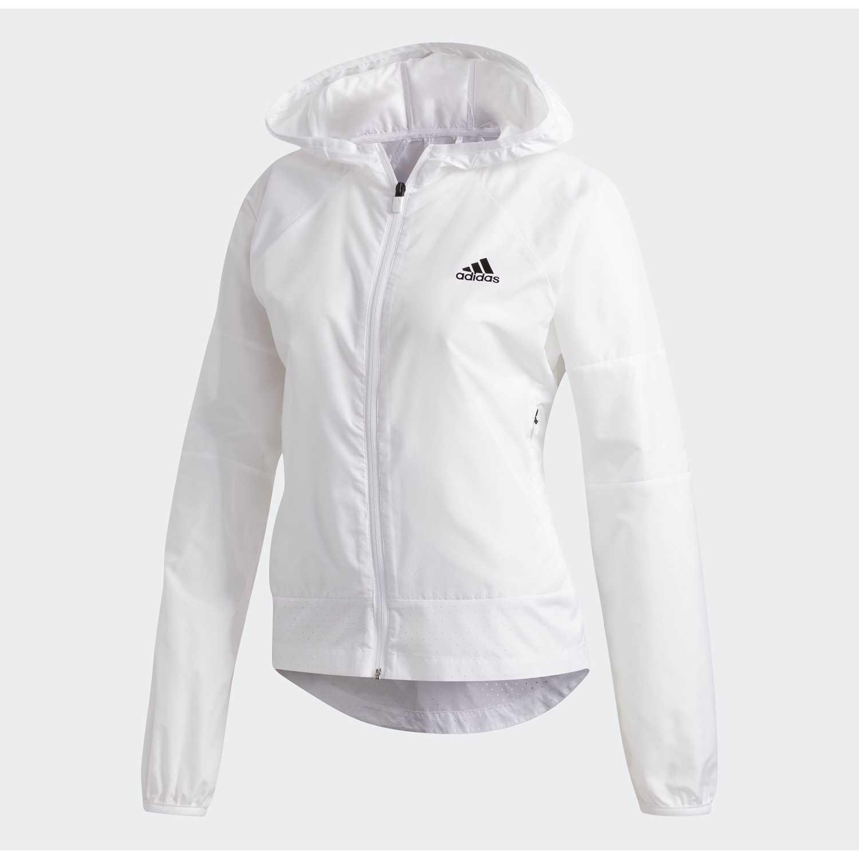 Base de Mujer Adidas Blanco w s2s wnd jkt