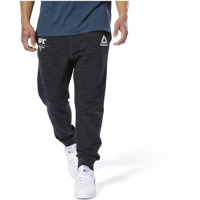 Pantalón de Hombre Reebok Negro ufc fg fight week jogger