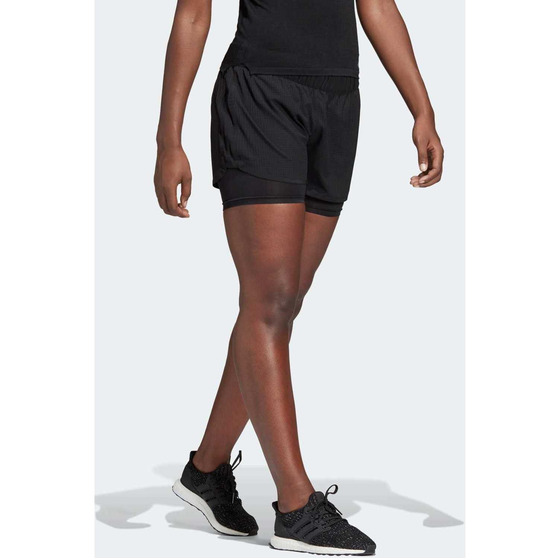 Adidas M10 Short W Negro Shorts deportivos