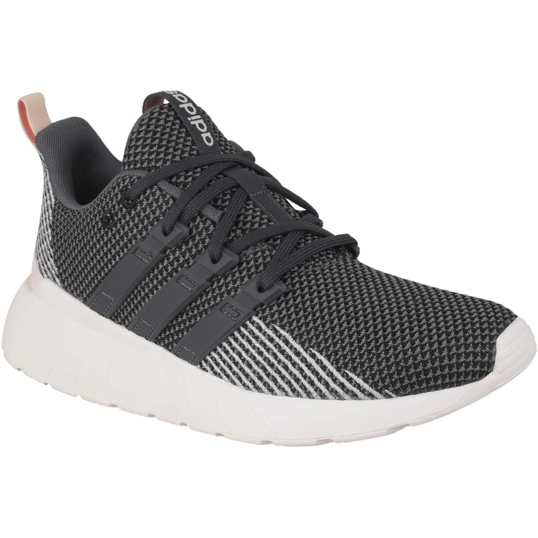 Adidas questar flow Negro / blanco Running en pista