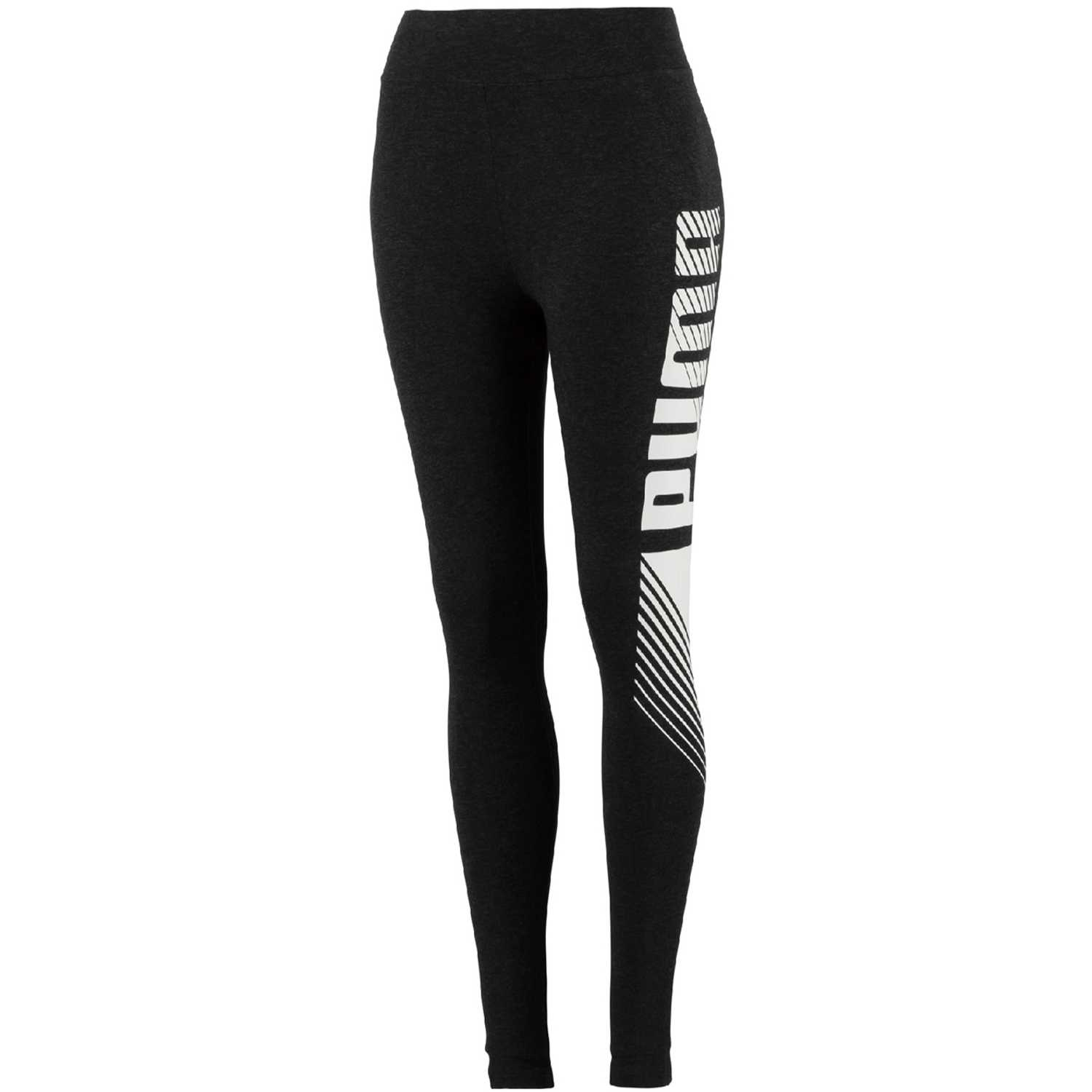 Puma ess+ graphic leggings Plomo Leggings Deportivos