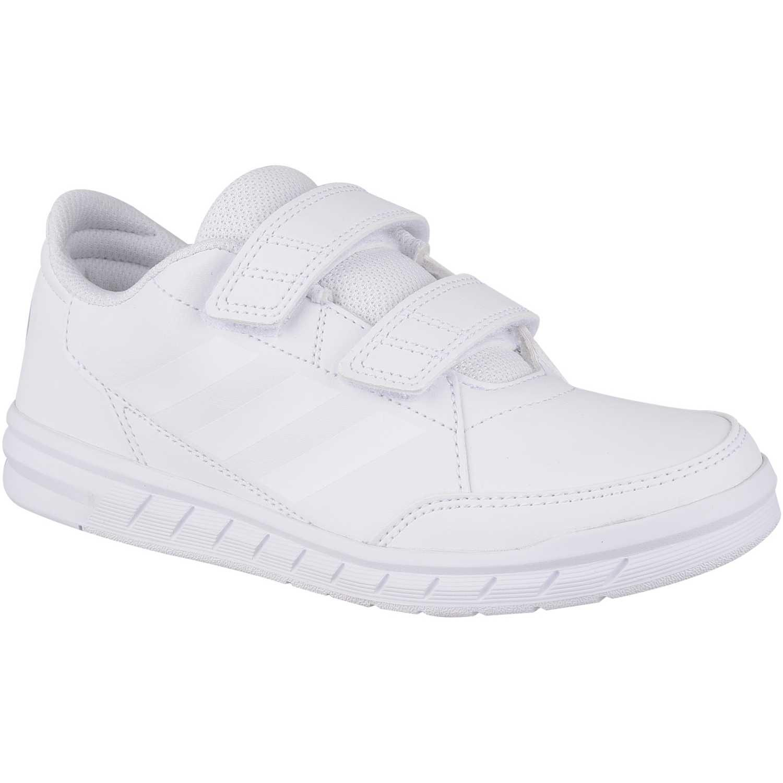 Adidas altasport cf k Blanco Muchachos