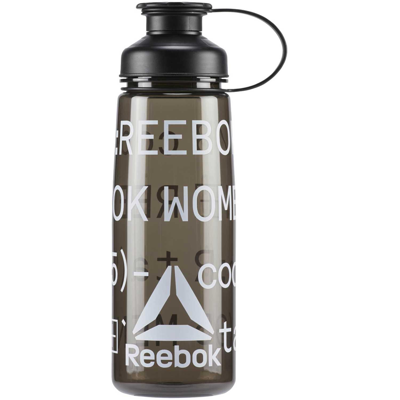 Reebok W Enh Bottle Negro Botellas de agua