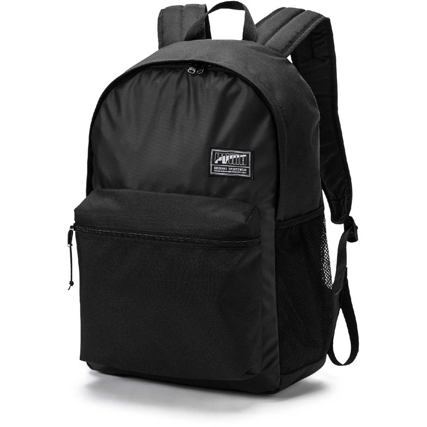 Puma puma academy backpack Negro / blanco Mochilas Multipropósitos