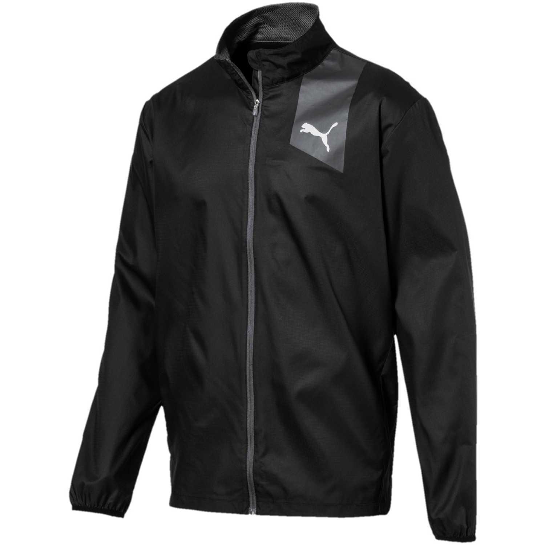 Casaca de Hombre Puma Negro ignite jacket