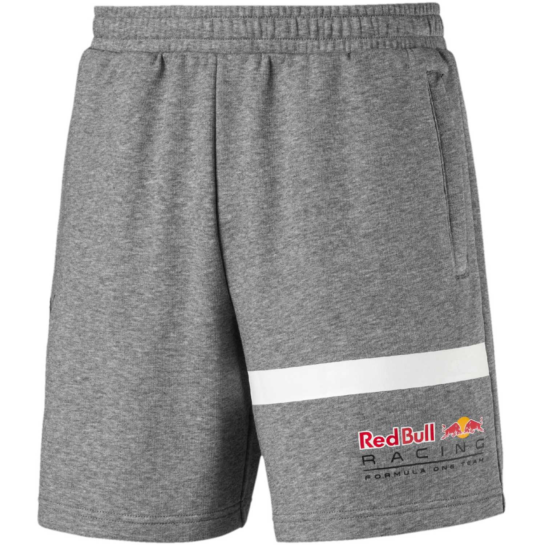 Puma rbr logo sweat shorts Gris / blanco Shorts Deportivos