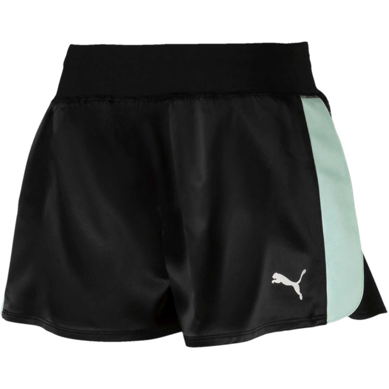 Puma Blast 3Pulg Short Negro / verde Shorts Deportivos