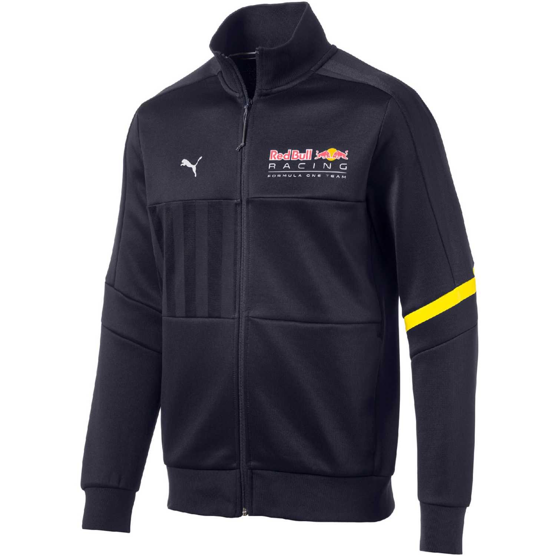 Puma rbr t7 track jacket Azul / amarillo Sweatshirts Deportivos
