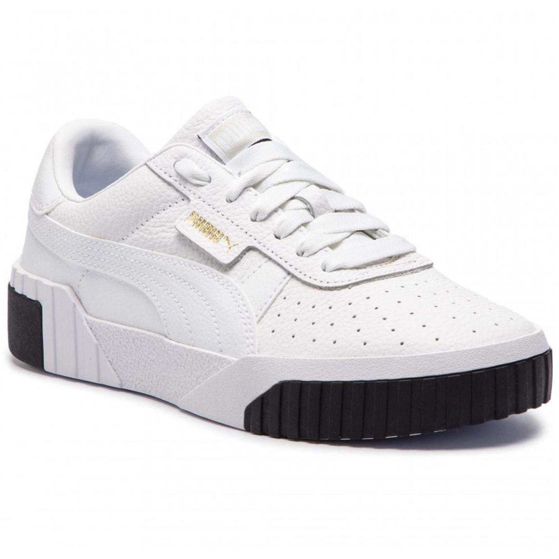 Puma Cali Wn'S Blanco / negro Para caminar