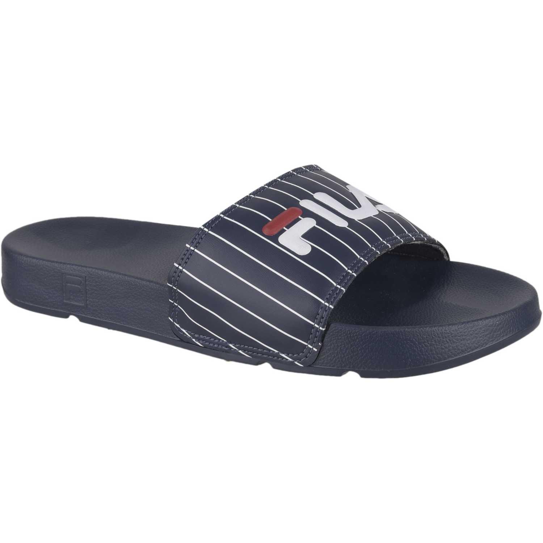 Fila chinelo fila drifter basic feminino Azul / blanco Sandalias deportivas y slides