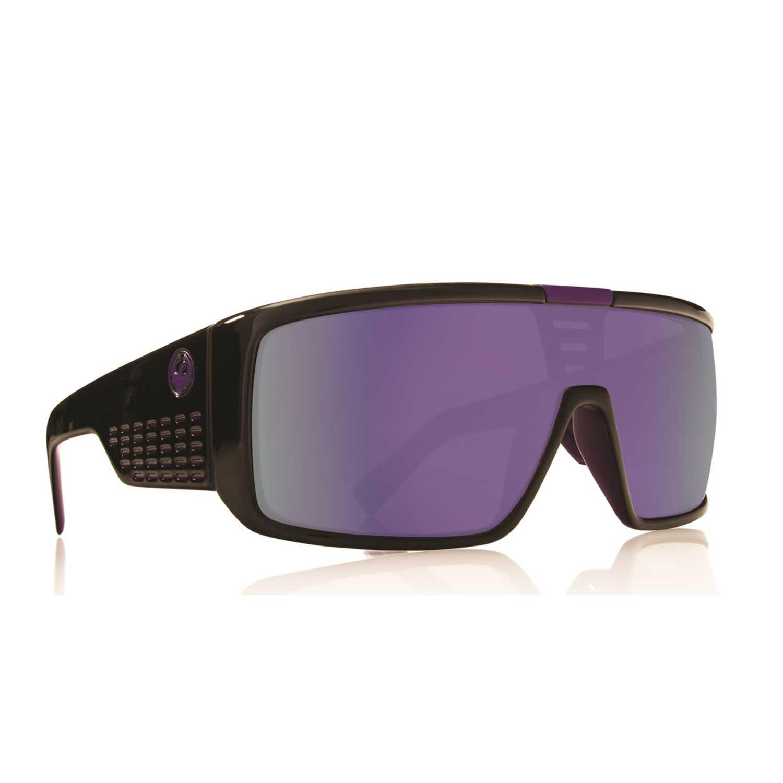 Dragon domo matte purple/purple ion Negro / morado Lentes de Sol