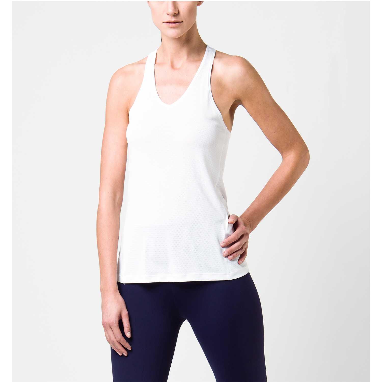 Bividi de Mujer Fila Blanco / plateado women tank top dots