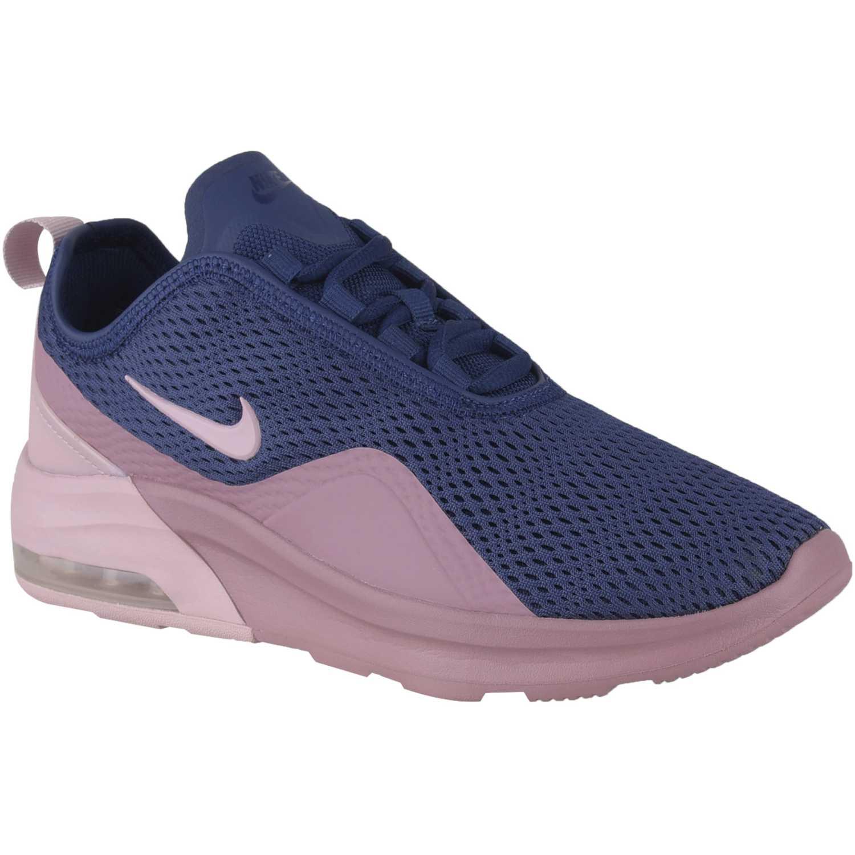 Cuña de Mujer Nike Azul / rosado wmns nike air max motion 2