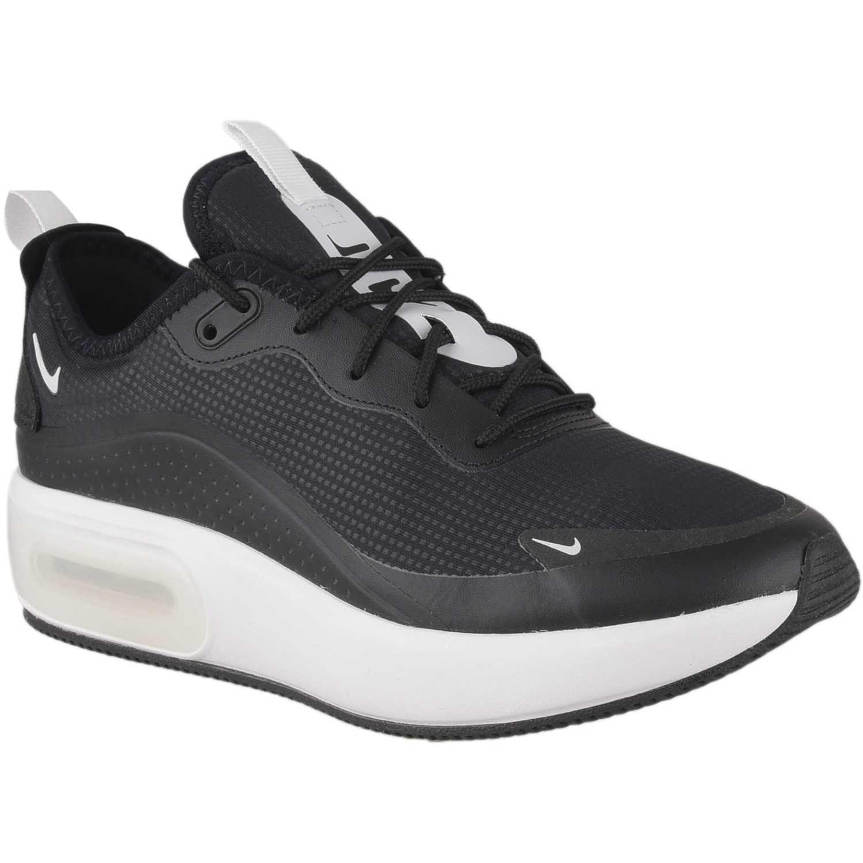 Cuña de Mujer Nike Negro / blanco w nike air max kima