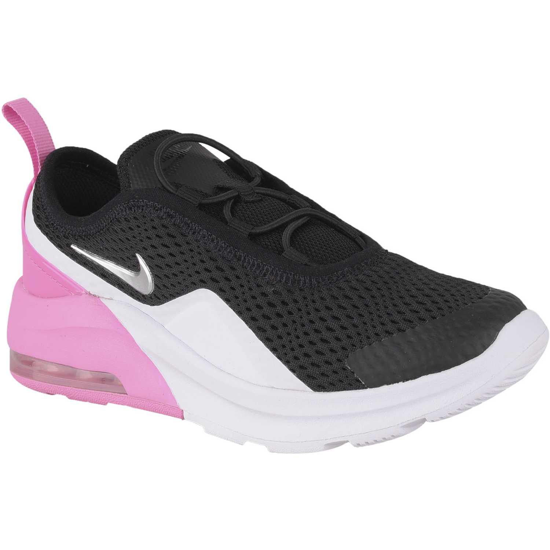 Nike nike air max motion 2 gpe Negro / rosado Chicas