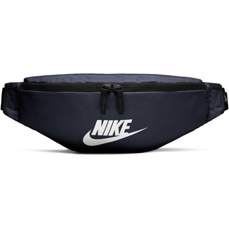 Nike nk heritage hip pack Navy / Negro Canguros