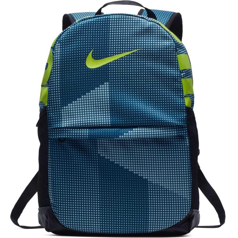 Mochila de Niño Nike Azul / verde y nk brsla bkpk - aop
