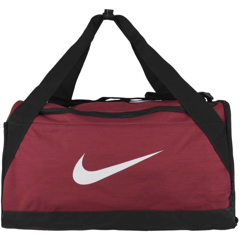 Nike nk brsla s duff Fucsia / negro Duffels deportivos