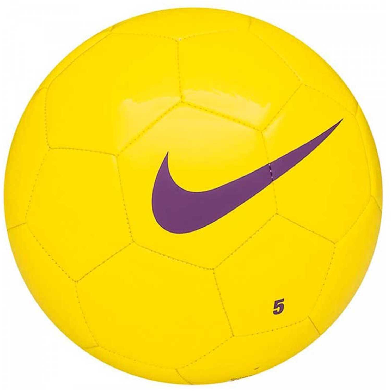 Nike nk team trng Amarillo / Morado Bolas