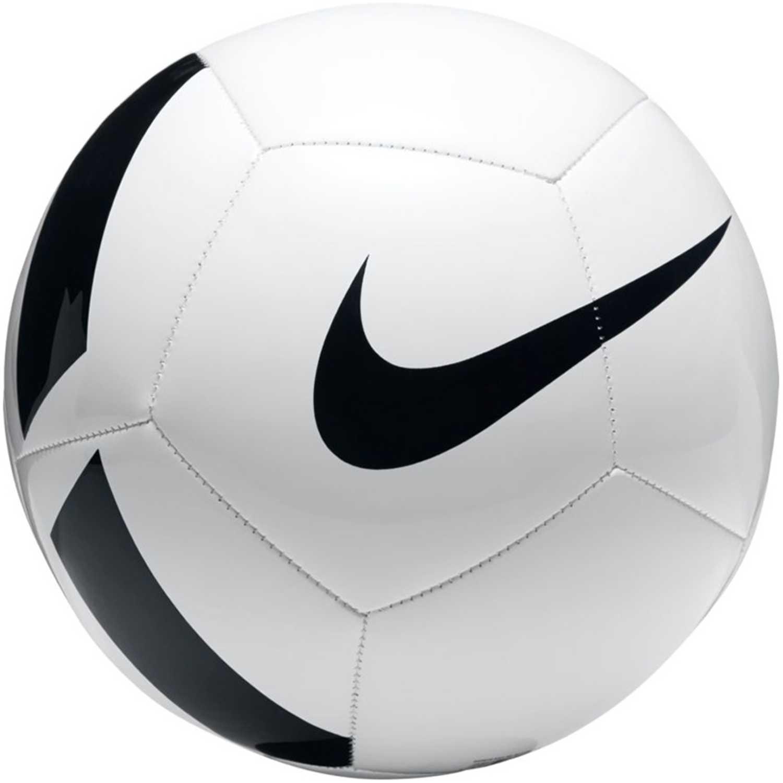 Pelota de Hombre Nike Blanco / negro nk ptch team