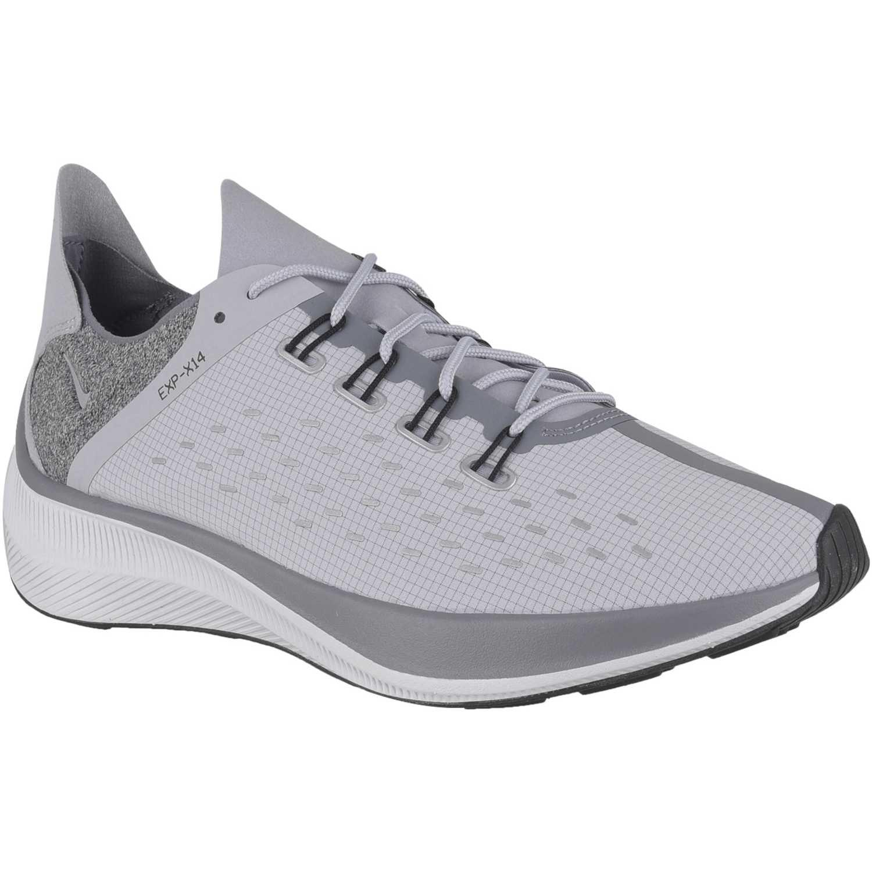 Casual de Hombre Nike Gris / plomo nike exp-x14 se