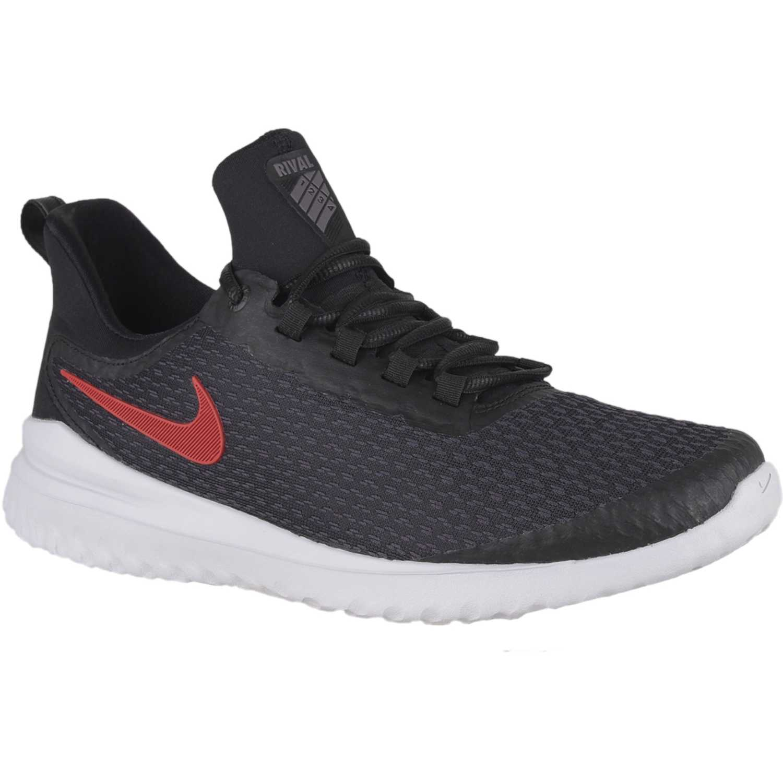 Nike Nike Renew Rival Negro / vino Correr por carretera