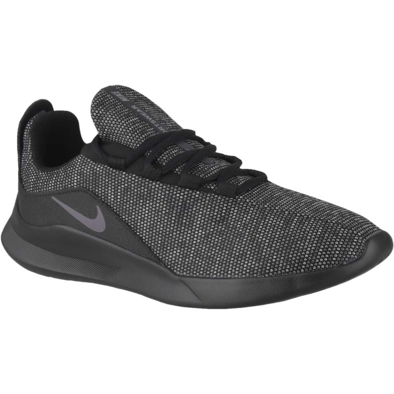 Nike nike viale premium Gris / negro Walking | platanitos.com