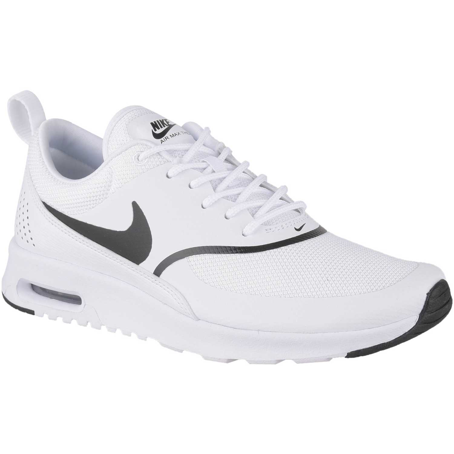 Nike w nike air max thea Blanco / negro Walking